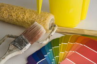 interior painting supplies