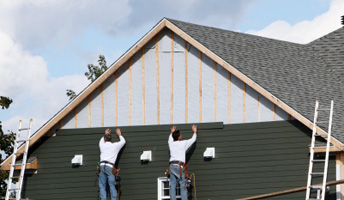 Quality Home Improvements Vinyl Siding Synthetic Siding